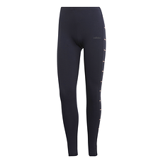 Adidas Tights Core Linear schwarz/pink