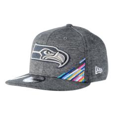 New Era Seattle Seahawks Cap Crucial Catch 9FIFTY grau