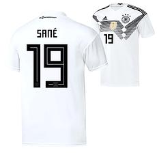 Adidas Deutschland Heim Trikot WM 2018 SANÉ