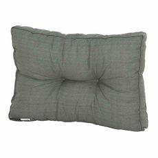 Madison Rückenkissen für Euro-Palette , 43x60 cm grau
