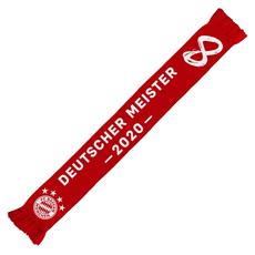 FC Bayern München Schal Meister 2020