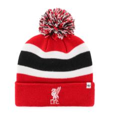 47 Brand FC Liverpool Beanie Breakaway rot