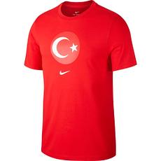 Nike Türkei T-Shirt EM 2021 Rot