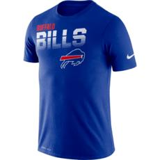 Nike Buffalo Bills T-Shirt NK 2019/2020 Blau