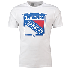 Fanatics New York Rangers T-Shirt Secondary Core Graphic weiß