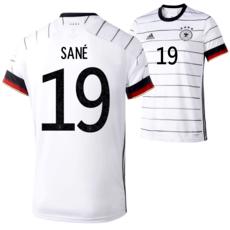 Adidas Deutschland EM 2021 DFB Trikot Heim SANÈ Kinder