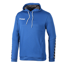hummel Hoodie Authentic Poly blau