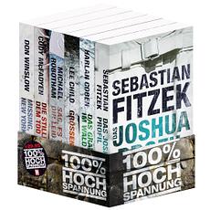 BILD am SONNTAG 100% Hochspannung Die 10. MEGA-Thriller-Edition (6 Bücher)