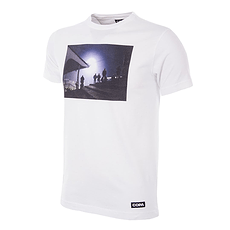 Copa T-Shirt Home of Football Fulham weiß