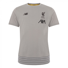 New Balance FC Liverpool T-Shirt 2019/2020 Grau