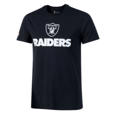 New Era Oakland Raiders T-Shirt Fan schwarz