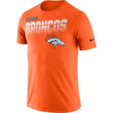 Nike Denver Broncos T-Shirt NK Orange