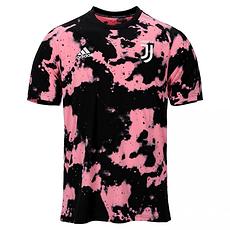 Adidas Juventus Turin Präsentationsshirt Heim Pink