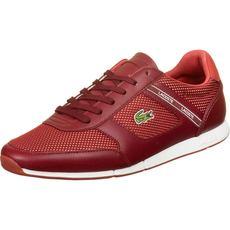 LACOSTE Sneaker Menerva Sport rot