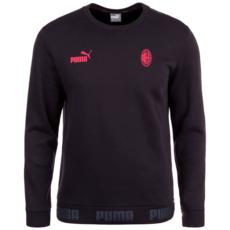 Puma AC Mailand Sweatshirt FtblCulture schwarz/rot