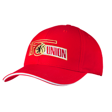 1. FC Union Berlin Cap Logo rot