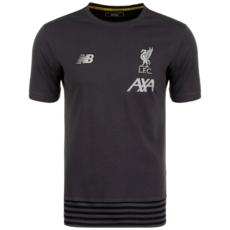 New Balance FC Liverpool Trainingsshirt Travel anthrazit