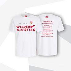 VfB Stuttgart T-Shirt AUFSTIEG 2020 Kinder
