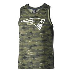 Fanatics New England Patriots Tanktop Digi Camo khaki