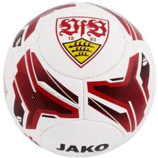 Jako VfB Stuttgart Fanball Größe 5 weiß/rot