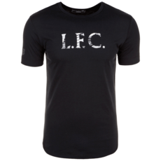 New Balance FC Liverpool T-Shirt Stacked schwarz