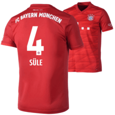 Adidas FC Bayern München Heim Trikot SÜLE 2019/2020 Kinder