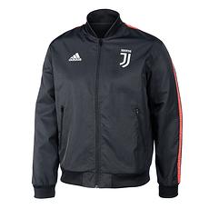 Adidas Juventus Turin Präsentationsjacke 2019/2020 Schwarz