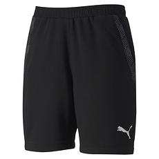 Puma Shorts Team FINAL 21 Schwarz