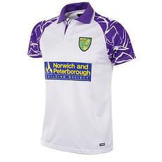 Copa Norwich FC 1992/94 Away Short Sleeve Retro Shirt