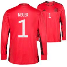 Adidas Deutschland EM 2020 DFB Torwarttrikot NEUER Kinder