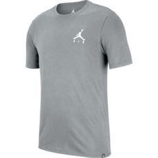 Nike JORDAN T-Shirt JUMPMAN AIR Grau