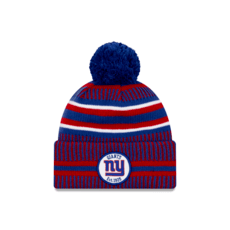 New Era New York Giants Beanie On Field Sport Knit HM blau