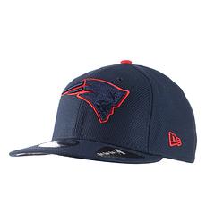 New Era New England Patriots Cap Team Outline 9FIFTY blau
