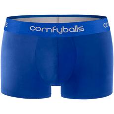 comfyballs Boxershorts All Blue Cotton blau