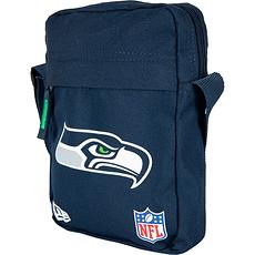 New Era Seattle Seahawks Tasche Side Bag blau