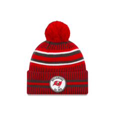 New Era Tampa Bay Buccaneers Beanie On Field Sport Knit HM rot