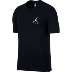 Nike JORDAN T-Shirt JUMPMAN AIR Schwarz