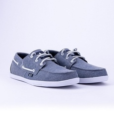 K1X Sneaker Bootschuhe Showboat Canvas Blau