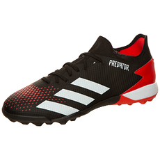 Adidas Fußballschuh Predator 20.3 TF schwarz/rot