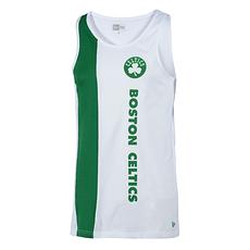 New Era Boston Celtics Tanktop Wordmark weiß