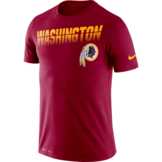 Nike Washington Redskins T-Shirt NK 2019/2020 Rot