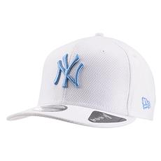 New Era New York Yankees Cap Diamond Era 9FIFTY weiß