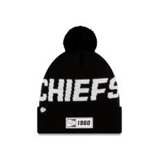 New Era Kansas City Chiefs Beanie Sport Knit RD schwarz