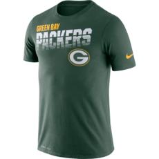 Nike Green Bay Packers T-Shirt NK 2019/2020 Grün