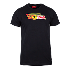 1. FC Union Berlin T-Shirt Logo schwarz