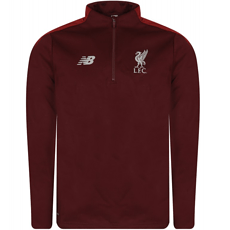 New Balance FC Liverpool Training Top Weinrot