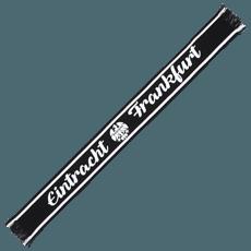 Eintracht Frankfurt Fanschal Oldschool schwarz
