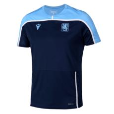 Macron TSV 1860 München Poloshirt Training blau