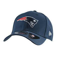 New Era New England Patriots Cap Featherweight 39THIRTY blau