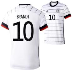 Adidas Deutschland EM 2020 DFB Trikot Heim BRANDT